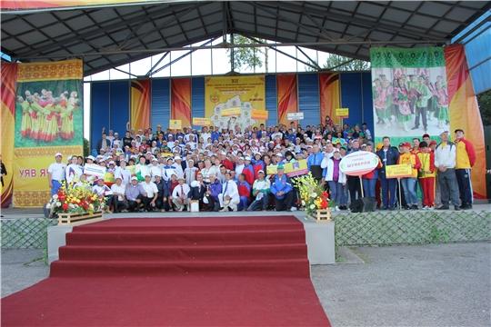 День главы и муниципального служащего в Батыревском районе
