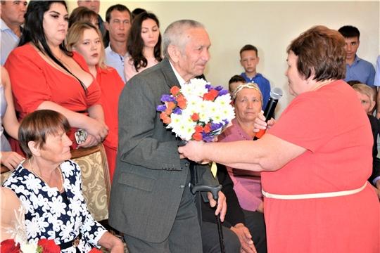 Чебоксарский район празднует День семьи, любви и верности