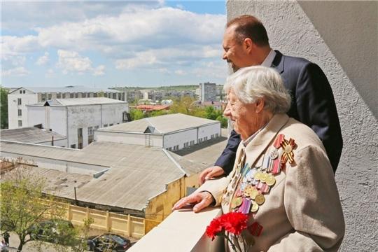 Продолжается улучшение жилищных условий ветеранов Великой Отечественной войны