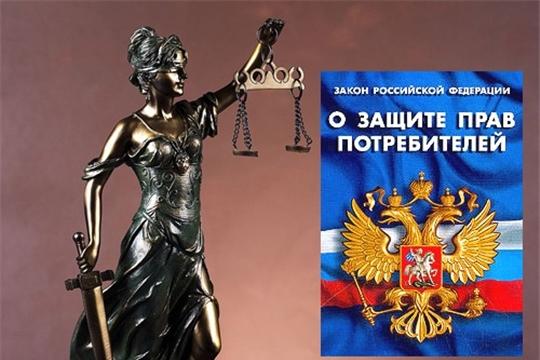 Чувашская Республика вошла в группу субъектов Российской Федерации с высоким уровнем защищенности потребителей