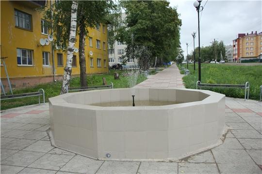 В рамках программы «Формирование комфортной городской среды» в Чебоксарском районе была обустроена аллея