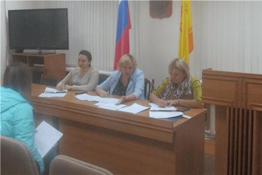 Заседание комиссии по повышению устойчивости социально-экономического развития Чебоксарского района