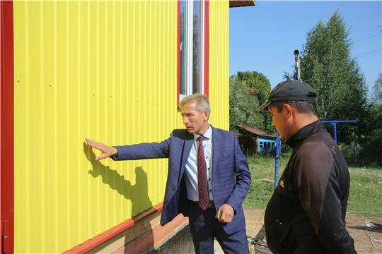 В Чебоксарском районе будут функционировать новые ФАПы