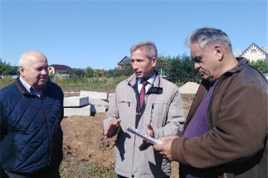 В рамках национального проекта «Образование» в Чебоксарском районе развивается инфраструктура