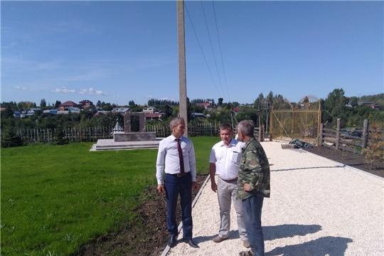 Ко Дню Рождения Андрияна Николаева в Чебоксарском районе откроется сад покорителям космоса