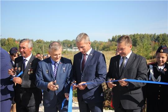 Открылся сад «Покорителям космоса» в память о первых космонавтах