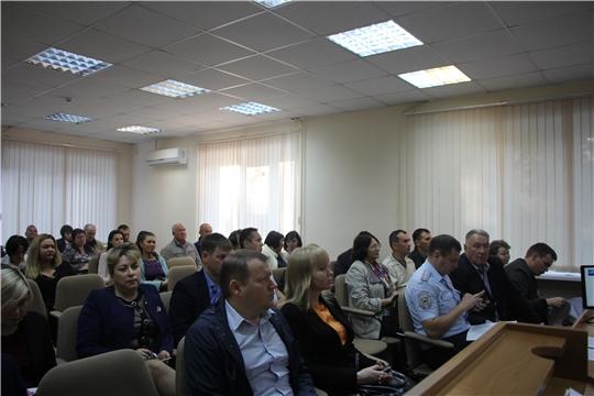 Очередная еженедельная планерка: «Подведены итоги единого дня голосования в Чебоксарском районе»