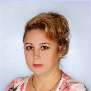 Никитина Марина Ивановна