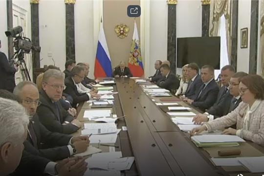 Эскроу счета с 1 июля. Владимир Путин провёл совещание с членами Правительства. 04.06.2019