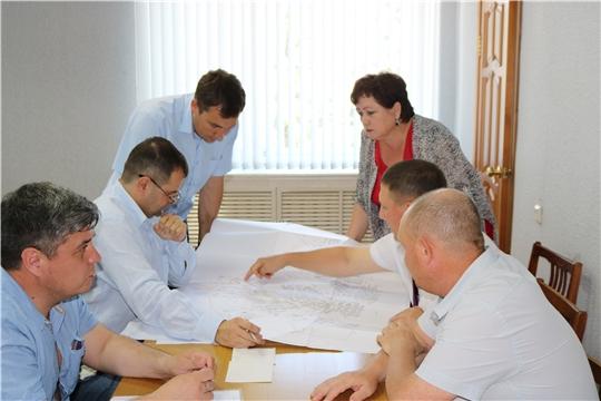 Обсуждены вопросы модернизации системы теплоснабжения в Мариинско-Посадском районе