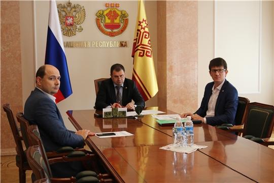 Вопросы стимулирования программ жилищного строительства обсуждены на совещании с Минстроем России