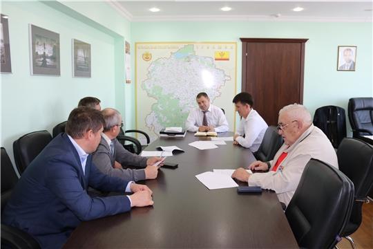 В Минстрое Чувашии обсудили организационные вопросыФонда защиты прав граждан-участников долевого строительства в Чувашской Республике
