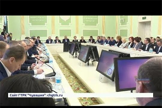 Михаил Игнатьев обсудил с главами муниципалитетов, как построить работу по наиболее эффективному исполнению нацпроектов