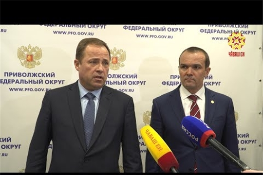 Реализацию национальных проектов в регионе обсудили на расширенном заседании