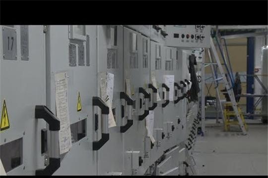 На ЧЭАЗ откроется первая цифровая подстанция