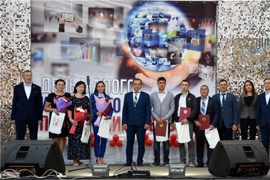 В Моргаушском районе состоялся День малого и среднего предпринимательства