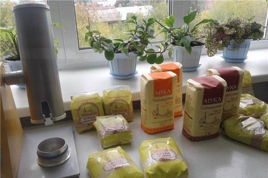 Представители торговли посетили  АО «Чувашский хлебопродукт»