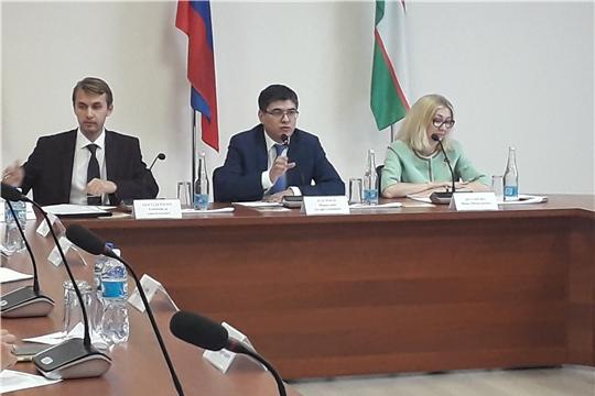 Чувашскую Республику посетил Генеральный консул Узбекистана в г. Казани Насриев Фариддин Бадриддинович