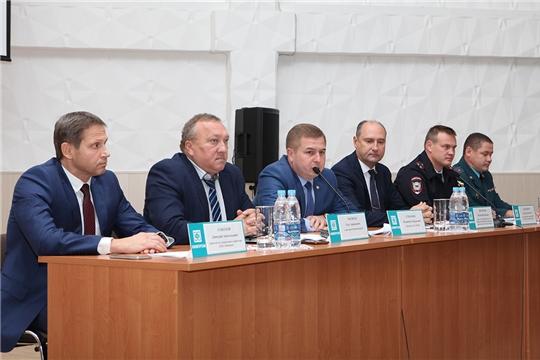 В ПАО «Химпром» состоялся Единый информационный день