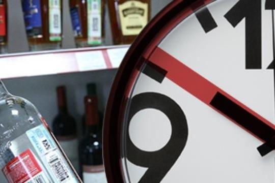 24, 25, 26, 27 и 28-го июня в Алатыре будет введён запрет на продажу алкоголя
