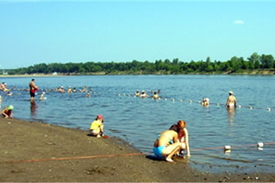 Соблюдение правил при купании убережёт от трагедии