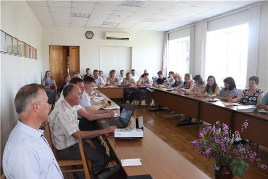Состоялось расширенное заседание антитеррористической комиссии города Алатыря