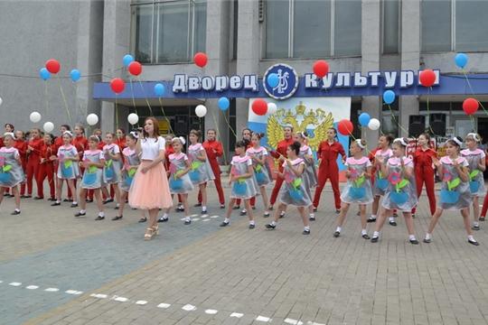 В Алатыре прошли праздничные мероприятия, посвящённые Дню России