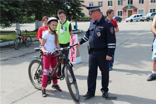 Велосипедисты - участники дорожного движения