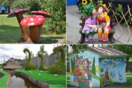 В Алатыре объявлен ежегодный городской смотр-конкурс на лучшее озеленение и благоустройство территорий
