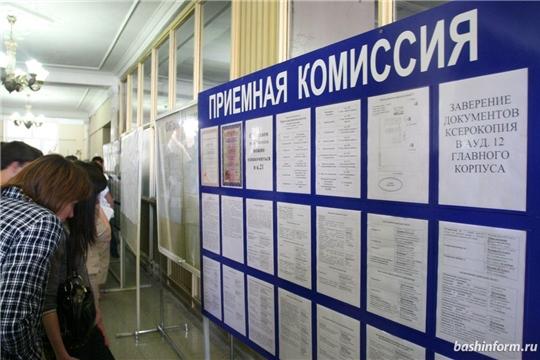 Приемная кампания – 2019 в российских вузах