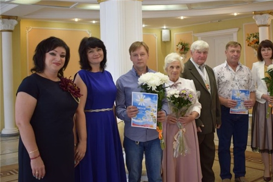 Дню семьи, любви и верности был посвящён большой семейный праздник  в отделе ЗАГС города Алатырь