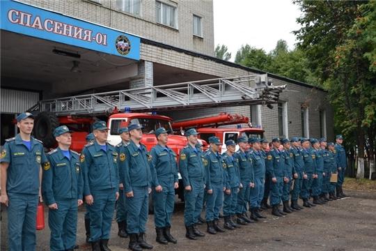 В 17-ю пожарно-спасательную часть требуются пожарный и водитель