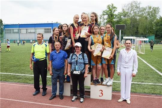 Алатырские баскетболистки – победители XI летней Спартакиады среди команд по месту жительства