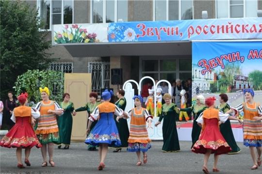 3 августа в Алатыре пройдёт XXI Всероссийский фестиваль русского народного творчества «Звучи, российская глубинка!»