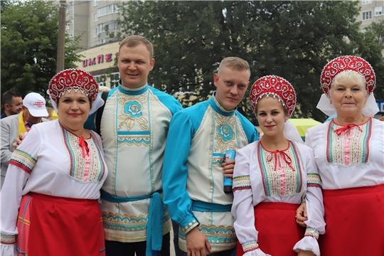 Всероссийский фестиваль «Звучи российская глубинка»