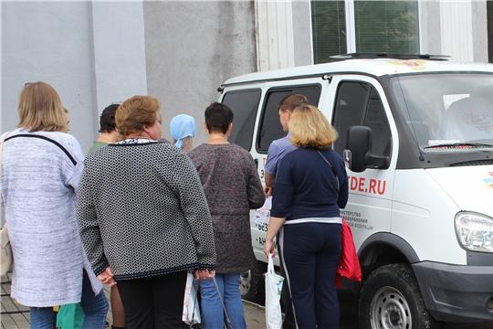 Алатырь присоединился к проведению II Всероссийской акции «Тест на ВИЧ: Экспедиция».