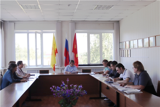 Состоялось очередное заседание административной комиссии города Алатыря