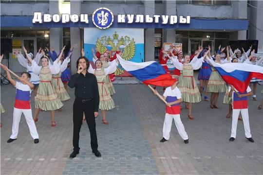 г. Алатырь: концерт, посвящённый Дню Государственного флага Российской Федерации, никого не оставил равнодушным