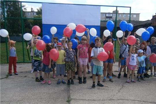 Программа Дня Государственного флага Российской Федерации в Алатыре была насыщенной и интересной