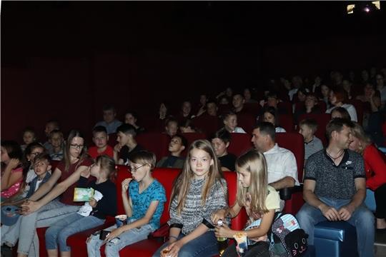 """В акции """"Ночь кино"""" в Алатыре приняли участие 163 человека"""