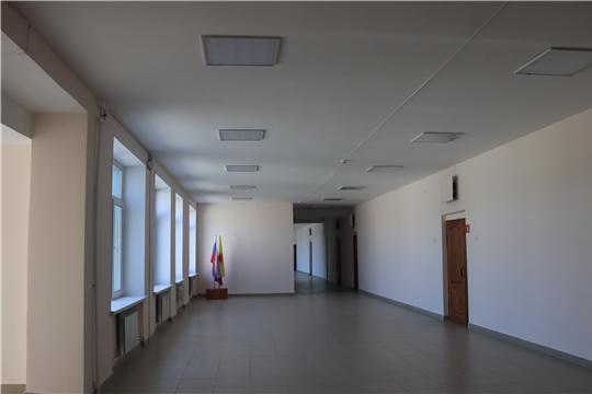 Ремонт школ в Алатыре продолжится