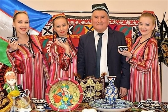 9 сентября в Чувашии пройдет День узбекской культуры