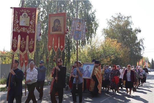 В Алатыре прошёл Крестный ход, посвящённый Всероссийскому дню трезвости