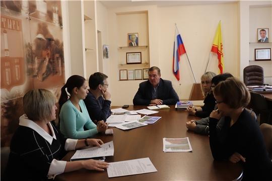 В Алатыре с рабочим визитом побывала главный врач КУ «Дом ребёнка «Малютка» Ольга Дмитриева