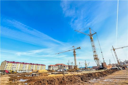 В Чебоксарах ведется строительство двух школ почти на 3 тысячи мест