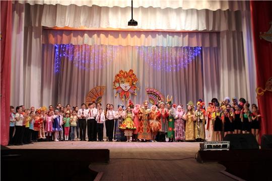 В Чебоксарах состоялось торжественное открытие городского театрального фестиваля «Магия театра»