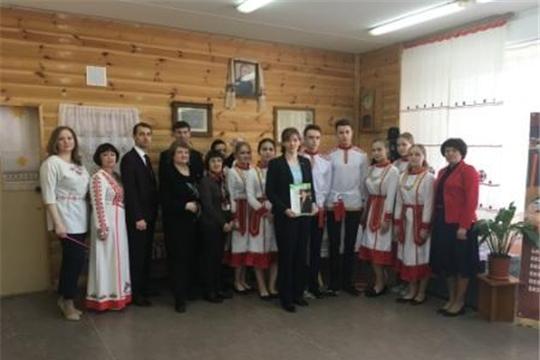 В Чебоксарах проходят мероприятия, способствующие укреплению дружбы между народами