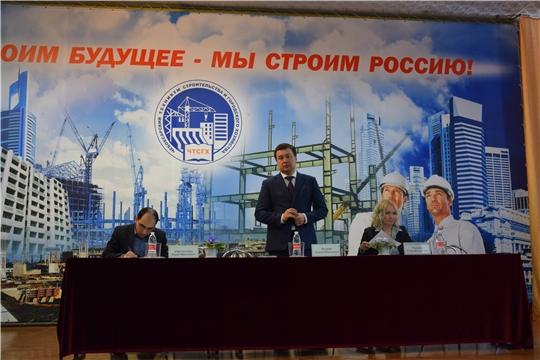 Московский район г. Чебоксары готовится к Первомайскому шествию и весенним экологическим мероприятиям