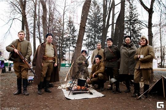 В Чебоксарах объявлен патриотический конкурс «Песни нашей Победы»