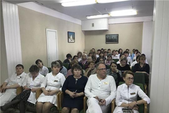 Единый информационный день: коллективы предприятий Калининского района информируют об актуальных темах